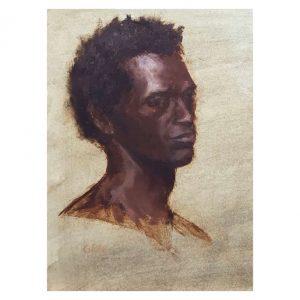 Portrait Sketch of a Man - #2