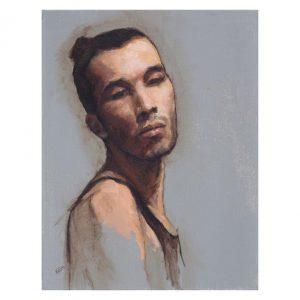 Portrait of Leo